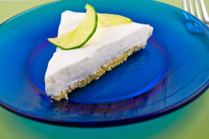 Georgie's Key Lime Pie from askGeorgie.com