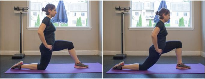 Hip Flexor Pulse