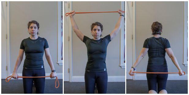 Shoulder Dislocations Band Shoulder Dislocates